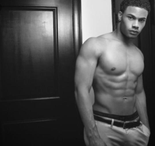 Jordan Calloway Naked