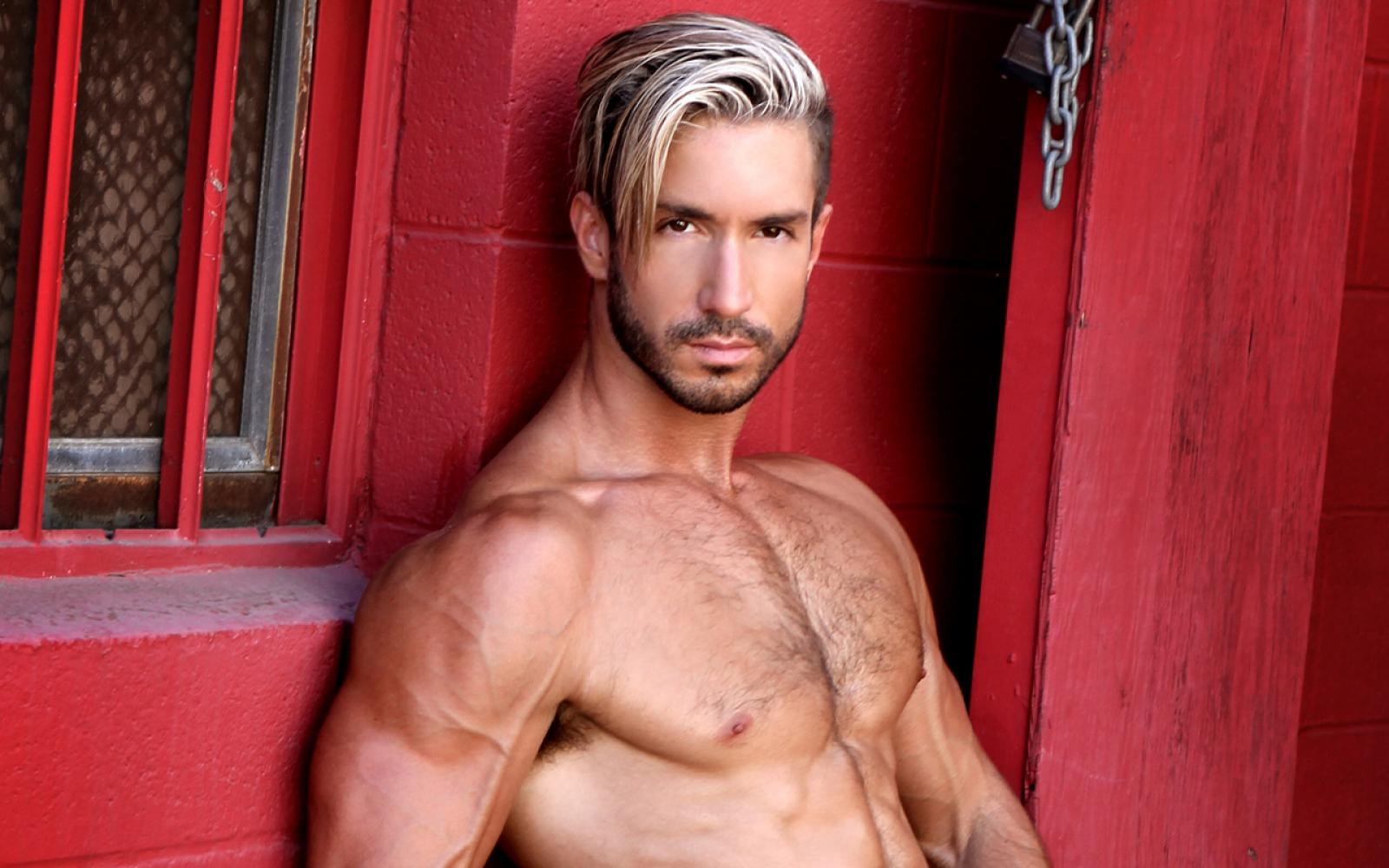 Gay Adult Film Star Ian Frost Blasted For Attending Packed